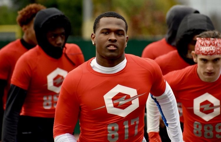 The Latest On Darion Green Warren The Football Brainiacs Donor Ou Edition